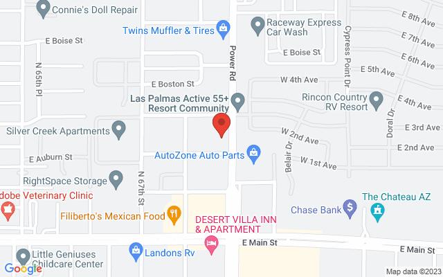 static image of 152 North Power Road, Suite 1, Mesa, Arizona