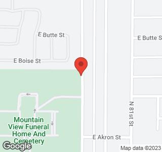 8539 E Boise Street