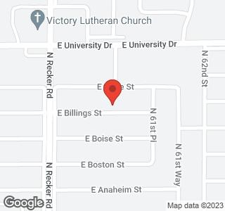 6060 E BILLINGS Street