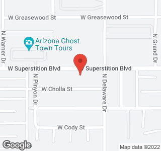 2505 W SUPERSTITION Boulevard