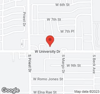 1324 W UNIVERSITY Drive