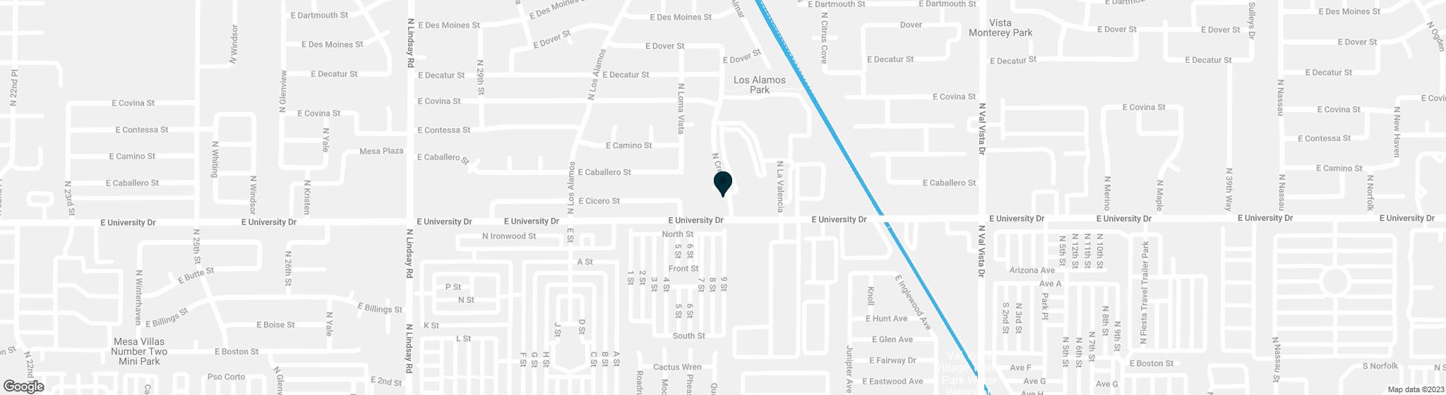 3223 E CICERO Circle Mesa AZ 85213