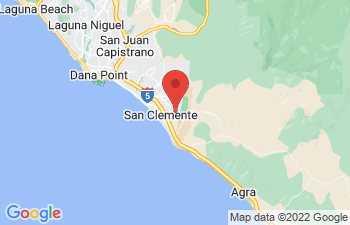 Map of San Clemente