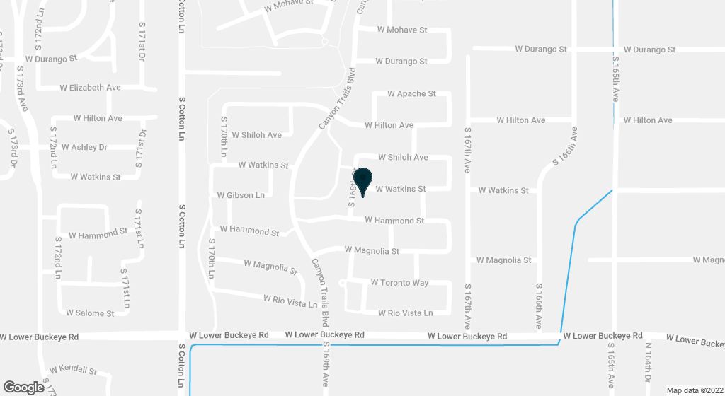 9236 S 168TH Drive Goodyear AZ 85338
