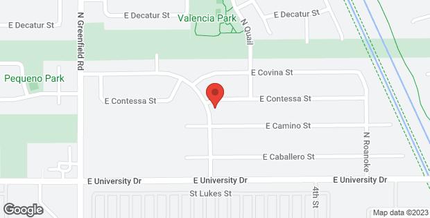 4605 E CONTESSA Street Mesa AZ 85205