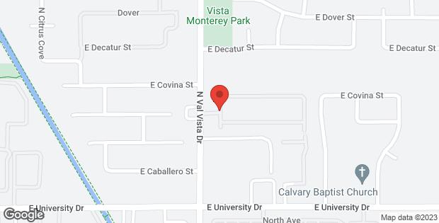 525 N VAL VISTA Drive #63 Mesa AZ 85213