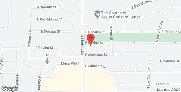 2819 E COVINA Street Mesa AZ 85213