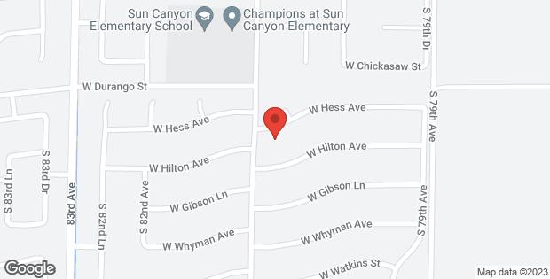8041 W HESS Avenue Phoenix AZ 85043