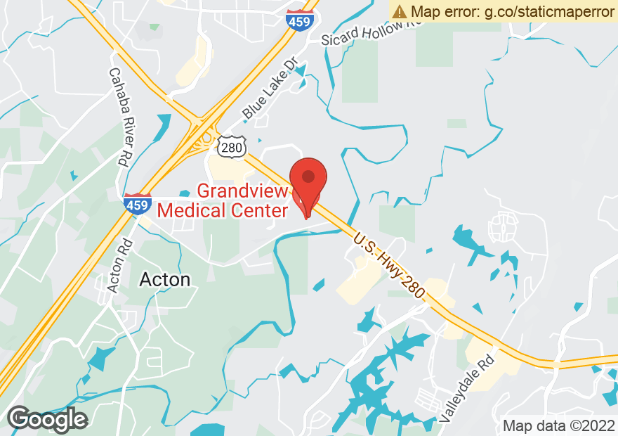 Google Map of 3686 GRANDVIEW PKWY