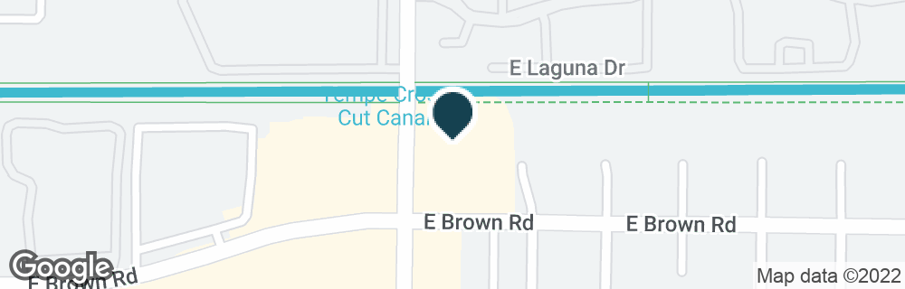 Google Map of1135 N MESA DR