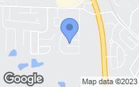 Map of Hampton, GA