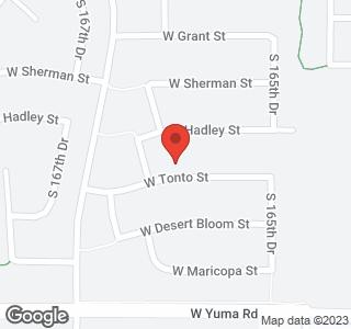 16580 W TONTO Street