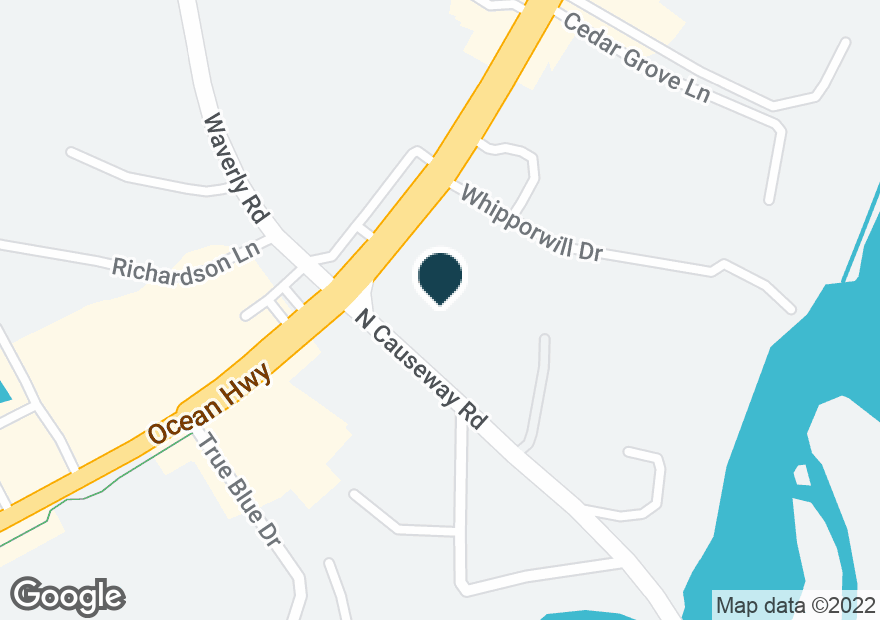 Google Map of11 N CAUSEWAY RD