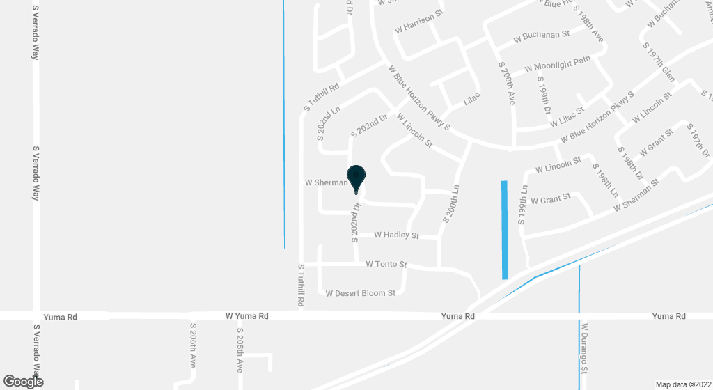 409 S 202ND Drive Buckeye AZ 85326
