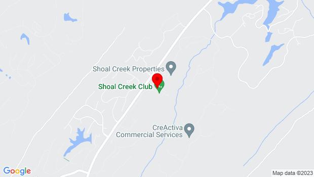 Google Map of 100 New Williamsburg Drive, Birmingham, AL 35242