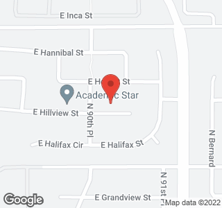 9066 E HILLVIEW Circle