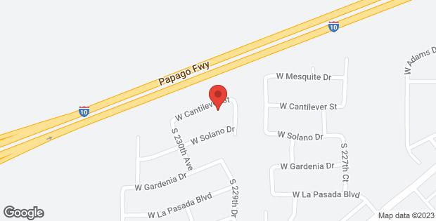 22951 W CANTILEVER Street Buckeye AZ 85326