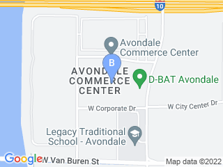Map of Camp Bow Wow Dog Boarding Avondale Dog Boarding options in Avondale | Boarding