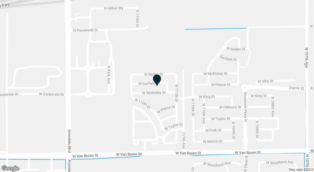11183 W GARFIELD Street Avondale AZ 85323