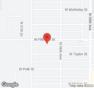 3615 W Fillmore Street
