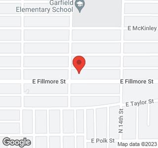 1306 E FILLMORE Street