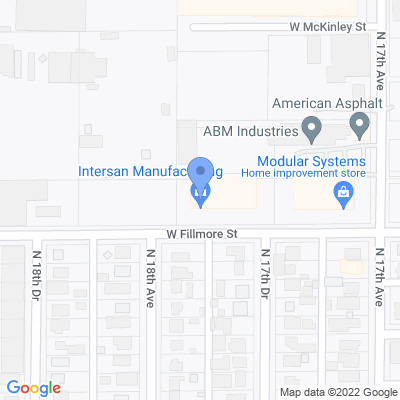 Intersan - United States of America 1748 West Fillmore Street , Phoenix, Arizona 85007, US