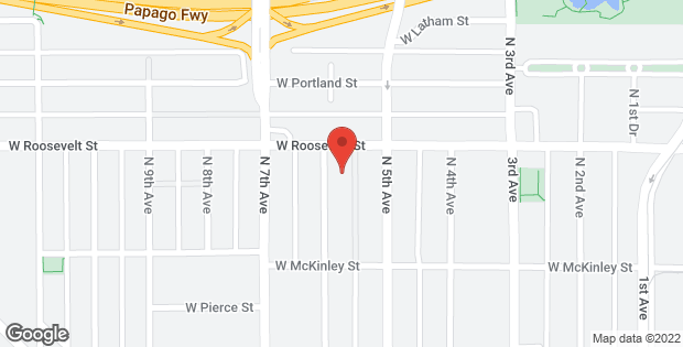 841 N 6TH Avenue #10 Phoenix AZ 85003