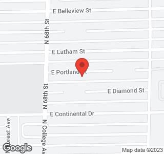 6831 E PORTLAND Street