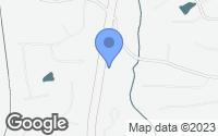 Map of Tyrone, GA