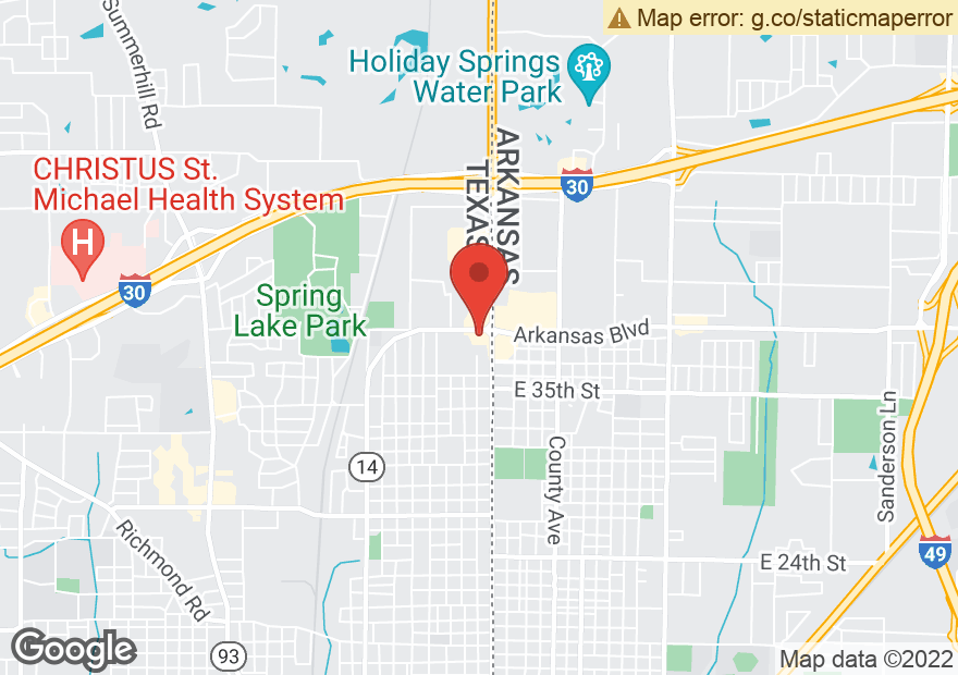Google Map of 4415 N STATE LINE AVE