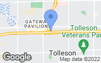 Map of Tolleson, AZ