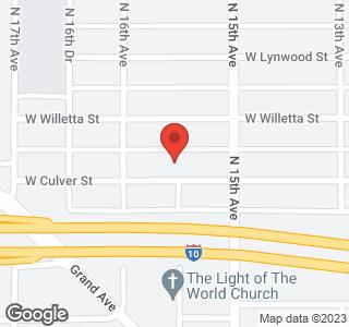 1526 W Culver Street