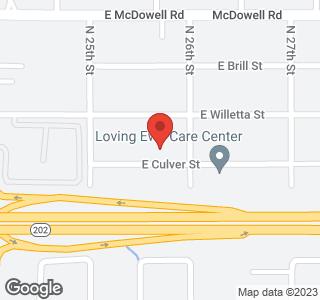 2536 E CULVER Street