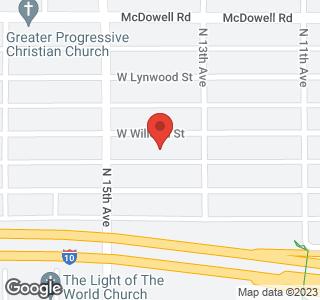 1321 W WILLETTA Street