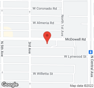125 W MCDOWELL Road