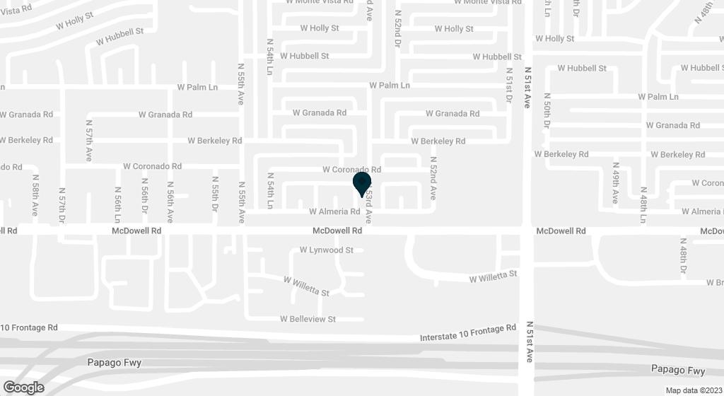 1616 N 53RD Avenue Phoenix AZ 85035