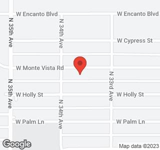 3333 W MONTE VISTA Road