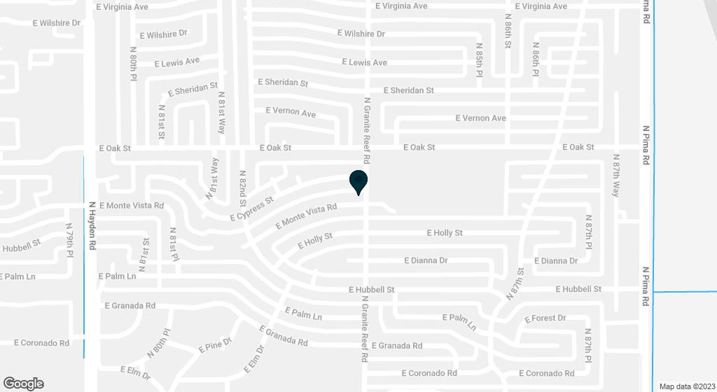 8356 E MONTE VISTA Road Scottsdale AZ 85257