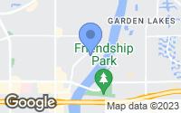 Map of Avondale, AZ