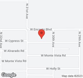 3022 W CYPRESS Street