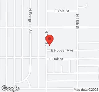 1402 E HOOVER Avenue