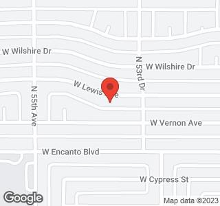 5343 W LEWIS Avenue