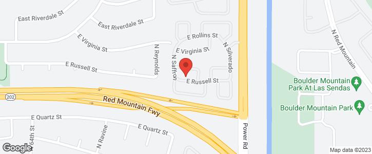 6640 E RUSSELL Street Mesa AZ 85215