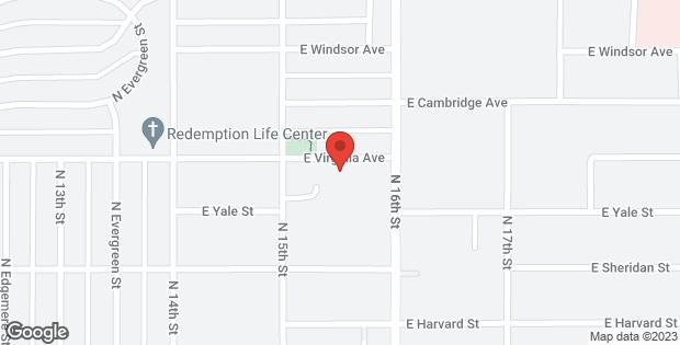 1525 E Virginia Avenue Phoenix AZ 85006