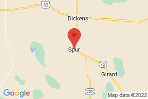Map of Spur