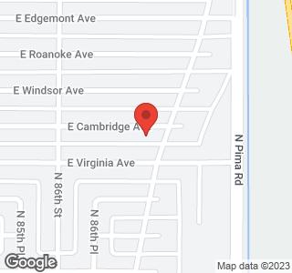 8647 E CAMBRIDGE Avenue