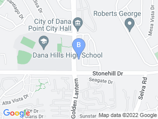 Map of Dana Point Doggy Care Dog Boarding options in Dana Point | Boarding