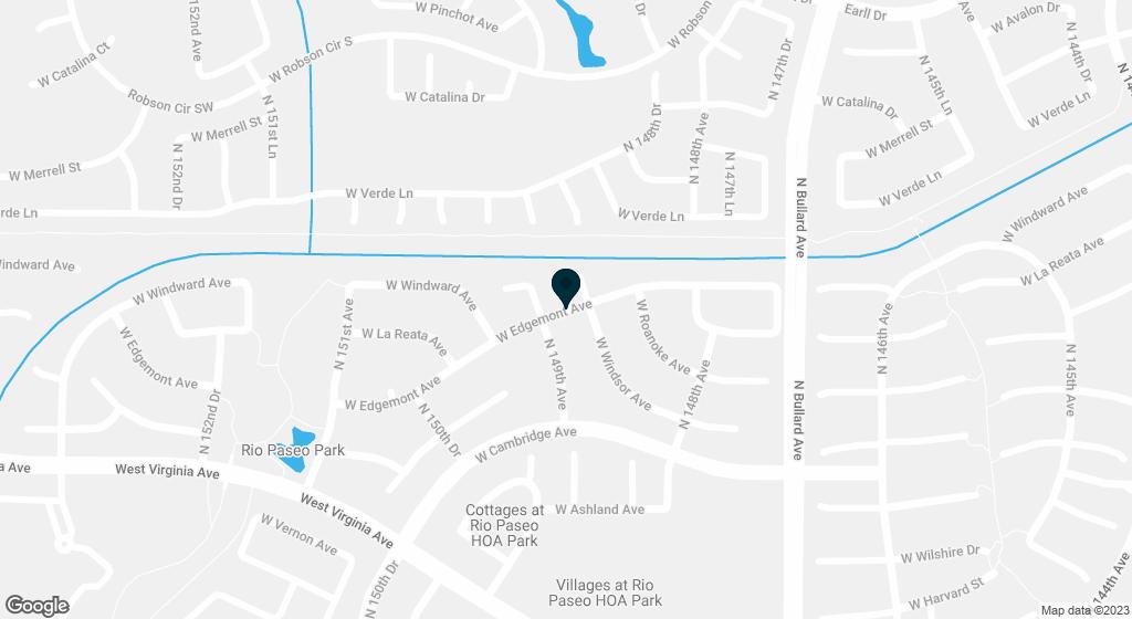 15390 W EDGEMONT Avenue Goodyear AZ 85395