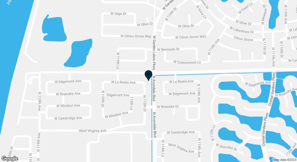 2821 N 115TH Drive Avondale AZ 85392