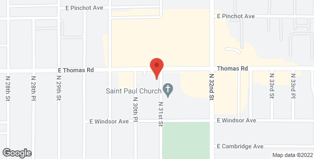 3051 E THOMAS Road Phoenix AZ 85016